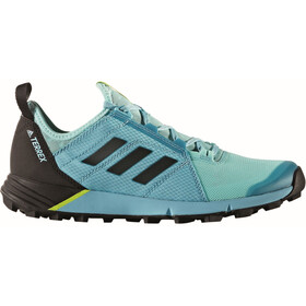 adidas TERREX Agravic Speed Shoes Women clear aqua/core black/vapour blue